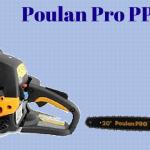 poulan pro chainsaw review