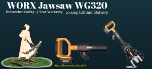 worx jawsaw