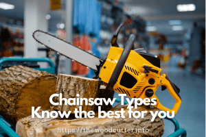 best Chainsaw Types