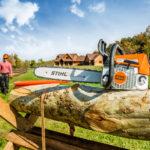Best stihl chainsaw for cutting firewood