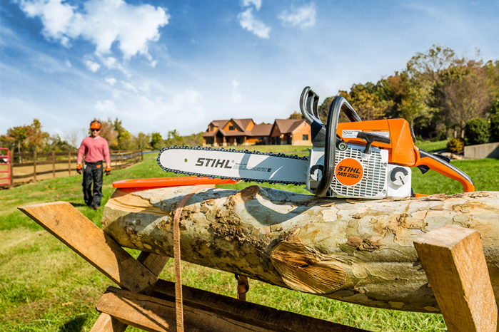 Best stihl chainsaw for cutting firewood