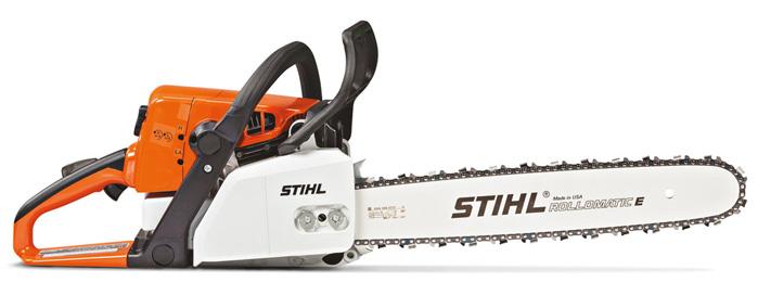best stihl chainsaw