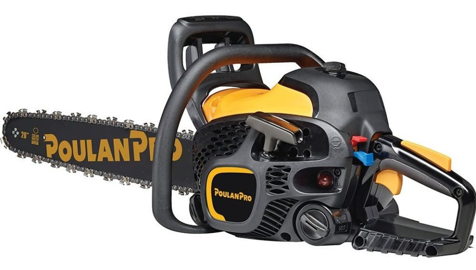 Best Poulan Pro Chainsaw