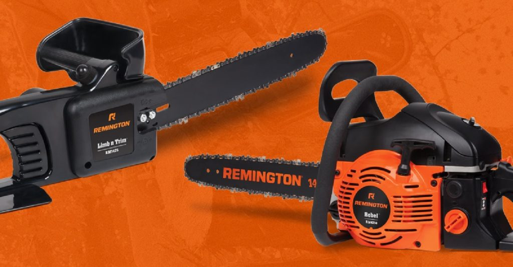 Best Remington chainsaws