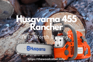 Husqvarna 455 Rancher Reviews