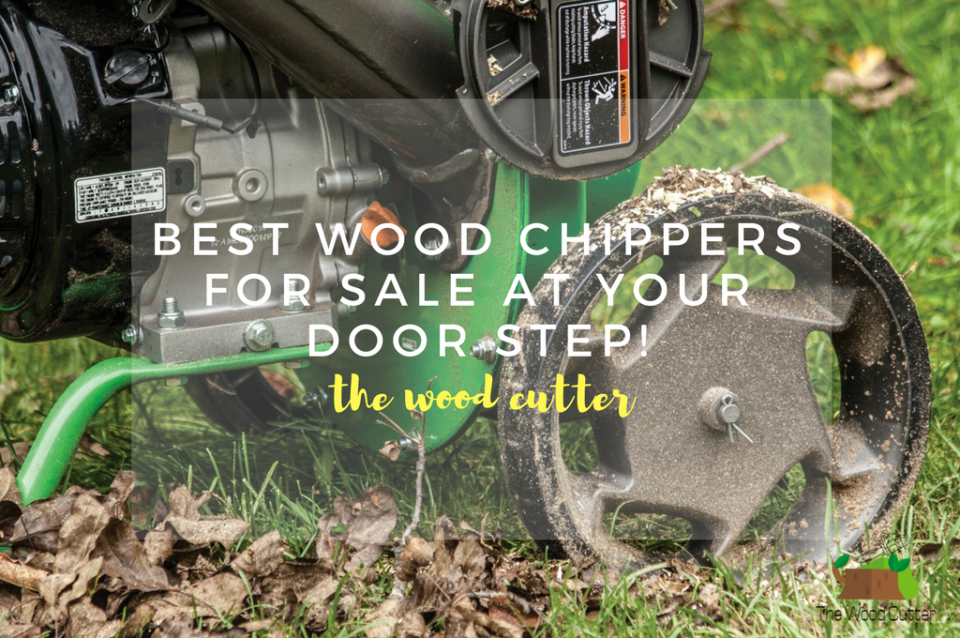 best wood chipper for sale