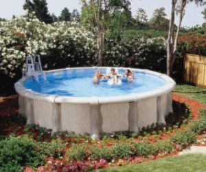 Pros and Cons of Buying An Above Ground Pool For The Garden