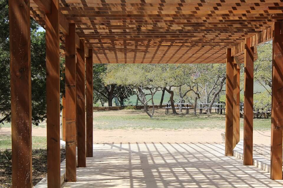 - Consider The Right Type Of Pergolas To Decorate Your Garden
