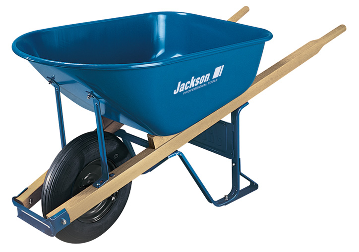 Jackson M6T22 wheelbarrows