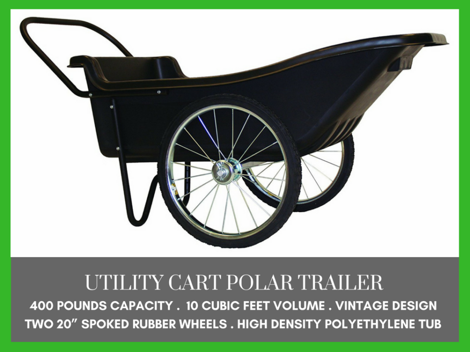 Utility Cart Polar Trailer 8376