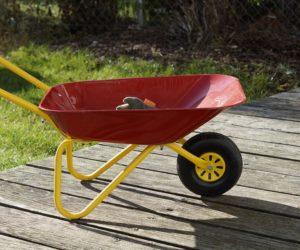 Best Wheelbarrows Under $100 Small, Heavy Duty Most Suitable For Garden And Farm Buddy