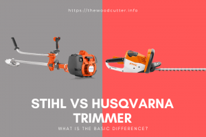 Difference Between Stihl vs Husqvarna Trimmer