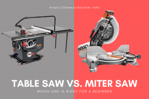Difference Between Table Saw Vs. Miter Saw