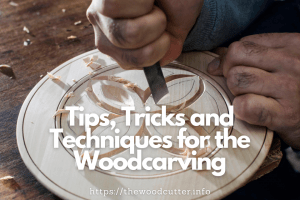 Tips for Wood Carving