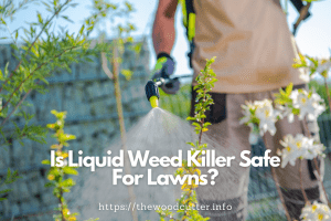 Is Liquid Weed Killer Safe For Lawns
