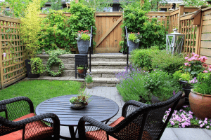 How To Design Patio Garden
